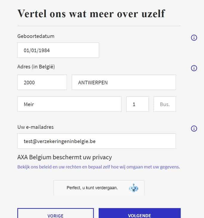 Axa Autoverzekering Hoe Prijs Berekenen Of Simuleren